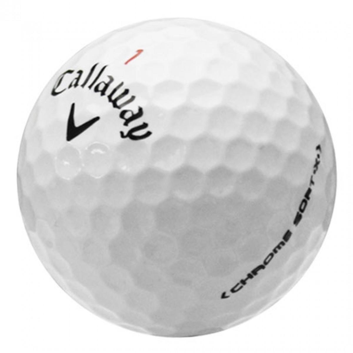 Callaway Chrome Soft X Used Golf Balls