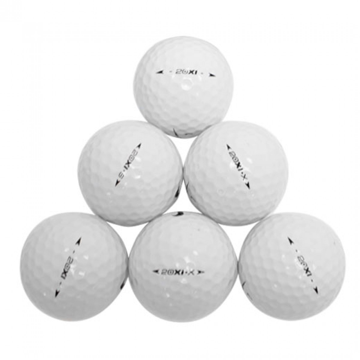 fa5aec4113a54 Nike 20XI Mix used golf balls