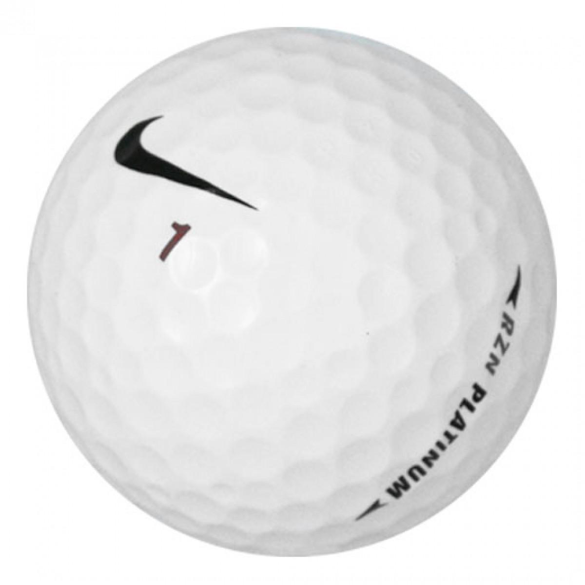 Nike RZN Platinum used golf balls d8433a364