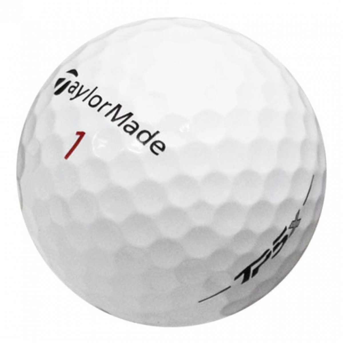 TaylorMade TP5x used golf balls