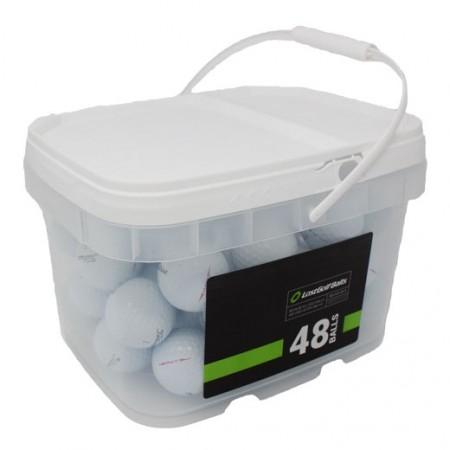 48 Titleist Pro V1 2018 Pink Bucket
