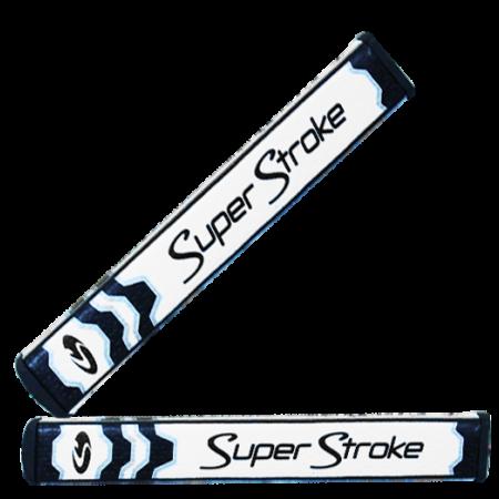 Super Stroke Flatso Grip 2.0 Black with Counter Core