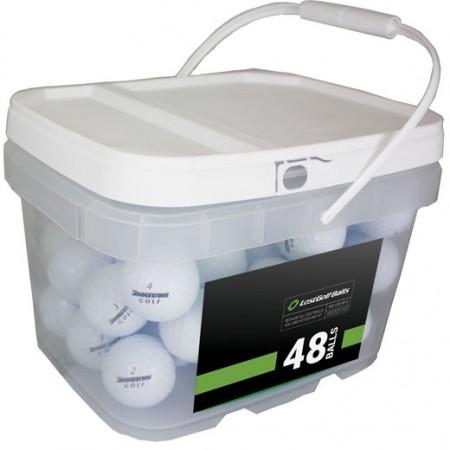 48 Bridgestone e6 Soft Bucket - Mint (5A)