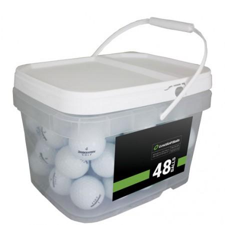48 Bridgestone Tour B330 Bucket - Mint (5A)
