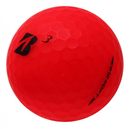 Bridgestone e12 Soft Matte Red - 1 Dozen