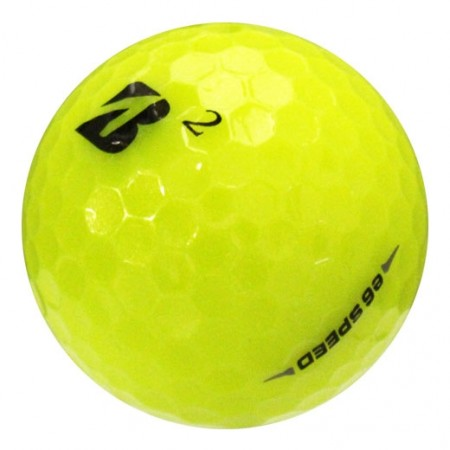 Bridgestone e6 Speed Yellow - Near Mint (4A) - 1 Dozen