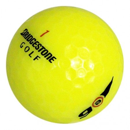 Bridgestone e6 Yellow - Mint (5A) - 1 Dozen
