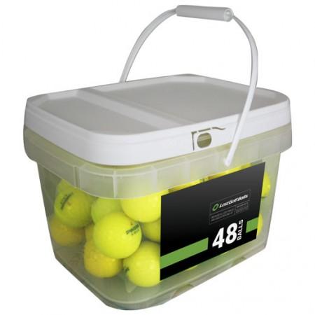 48 Bridgestone Tour B330-RX Yellow Bucket - Mint (5A)