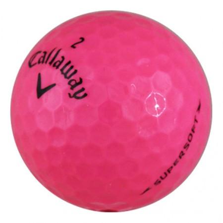 Callaway Supersoft Pink - 1 Dozen