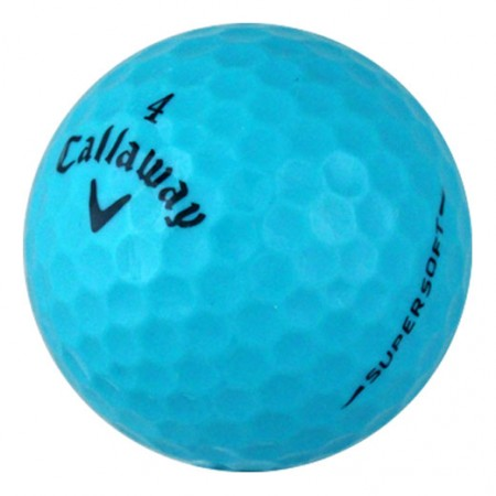 Callaway Supersoft Teal - 1 Dozen