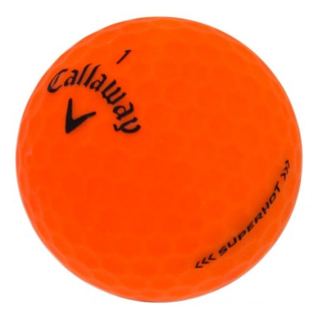 Callaway Superhot Matte Orange - 1 Dozen
