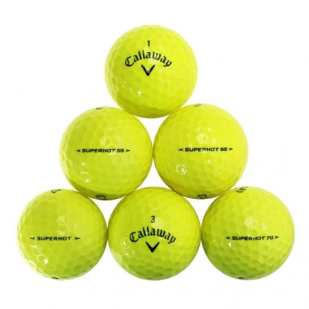 Callaway Superhot Yellow Mix - Mint (5A) - 1 Dozen