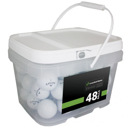 48 Callaway Chrome Soft Bucket - Factory Refinished No Logo
