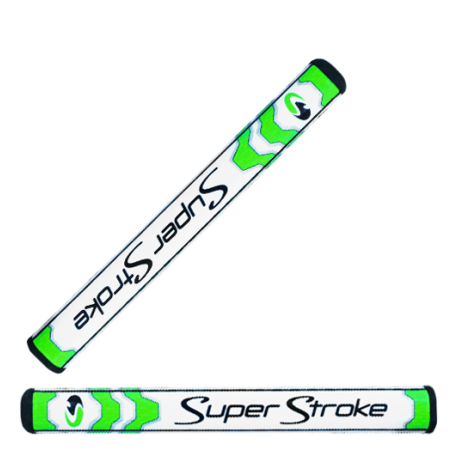 Super Stroke Grip 3.0 Lime with Counter Core