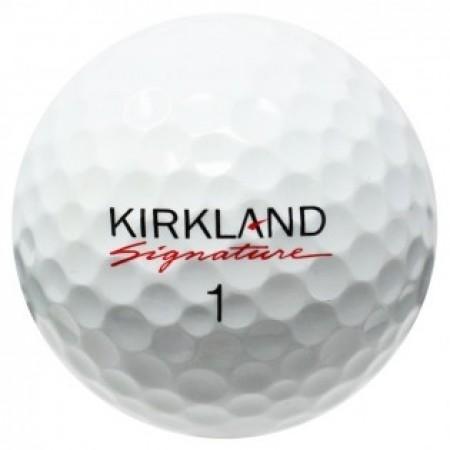 120 Kirkland Signature Golf Balls *Fast Free Shipping - No Minimum Purchase Required!*
