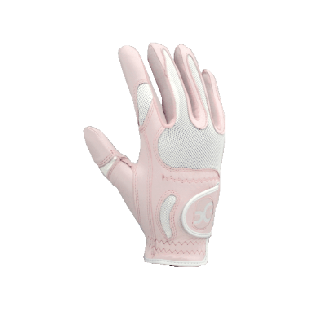 One Size Fits All Womens Glove-Pink (Right Hand)