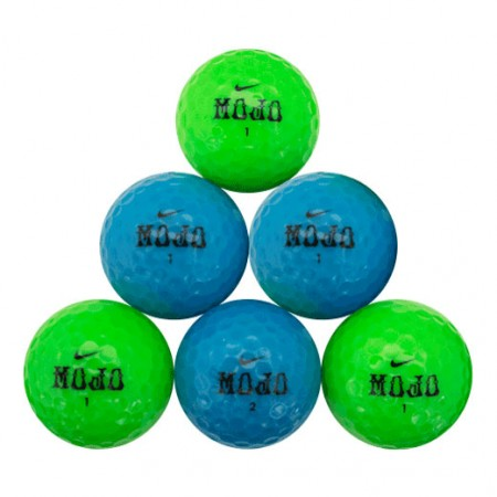 Nike Mojo Color Mix - Mint/Near Mint - 1 Dozen