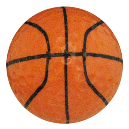 Basketball Print Novelty Golf Balls