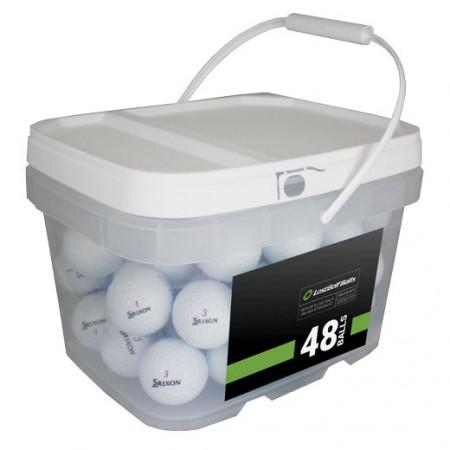 48 Srixon Mix Bucket