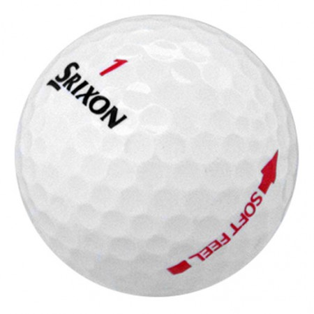 Srixon Soft Feel Lady - 1 Dozen