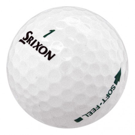 Srixon Soft Feel - Near Mint (4A) - 1 Dozen