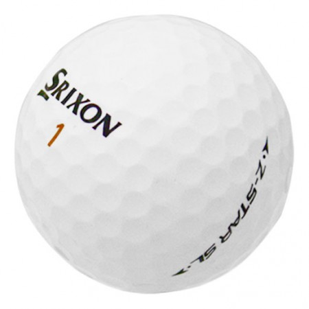 Srixon Z-Star SL  - Near Mint (4A) - 1 Dozen