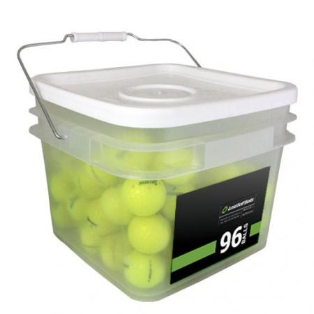 96 Srixon Z-Star Yellow Mix Bucket - Mint (5A)