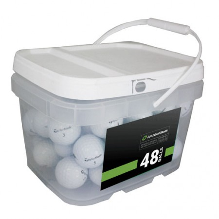 48 TaylorMade Mix Bucket