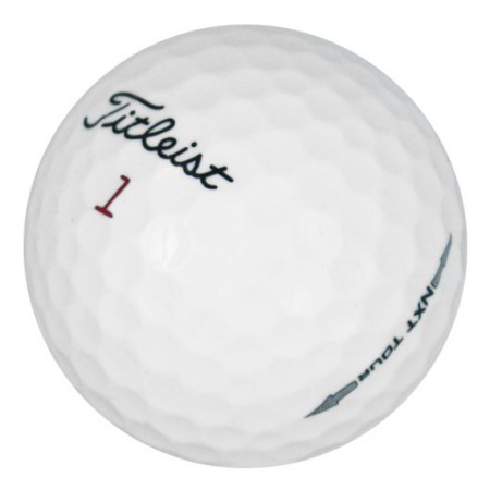 Titleist NXT Tour - Near Mint (4A) - 1 Dozen