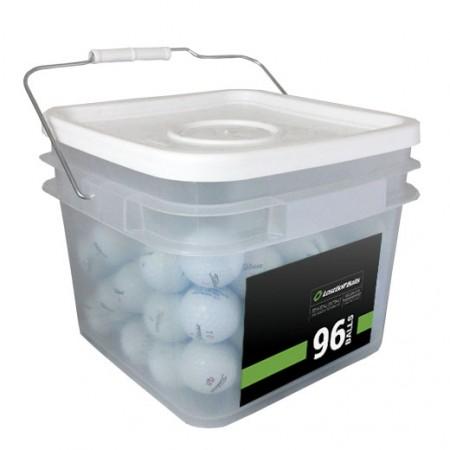 96 Titleist Pro V1x 2016 Bucket - Good (3A)