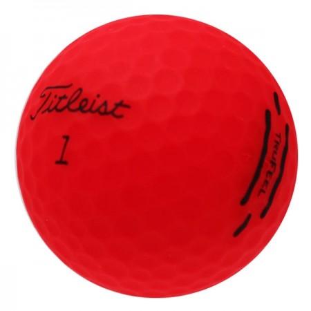 Titleist TruFeel Red - 1 Dozen