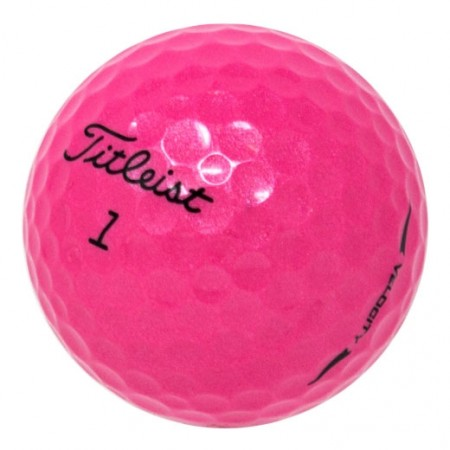 Titleist Velocity New Generation Pink - 1 Dozen