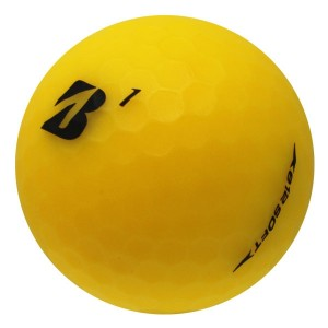 Bridgestone e12 Soft Matte Yellow - 1 Dozen