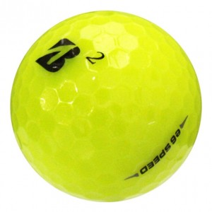 Bridgestone e6 Speed Yellow - 1 Dozen