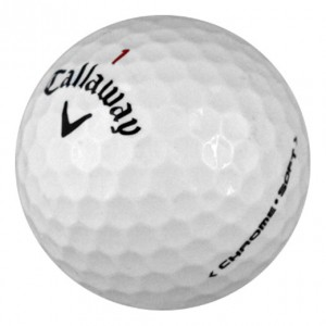 Callaway Chrome Soft - Near Mint (4A) - 1 Dozen