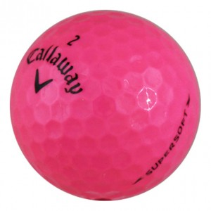 Callaway Supersoft Pink - Mint (5A) - 1 Dozen