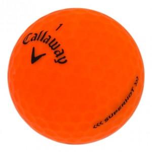 Callaway Superhot Matte Orange - 1 Dozen