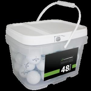 48 Callaway Chrome Soft Bucket - Mint (5A)