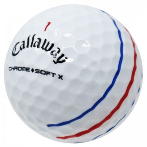 Callaway Chrome Soft X Triple Track - 1 Dozen