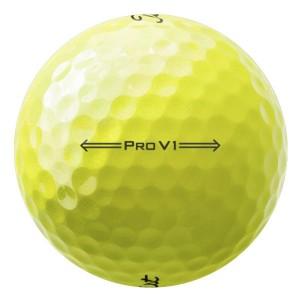 Titleist Pro V1 2021 Yellow - 1 Dozen