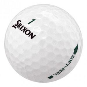 Srixon Soft Feel - Mint (5A) - 1 Dozen
