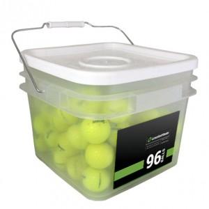 96 Srixon Z-Star Yellow Mix Bucket