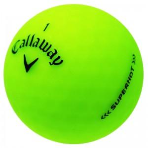 Callaway Superhot Matte Green - 1 Dozen