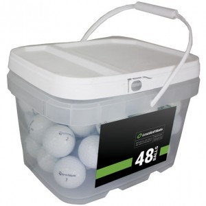 48 TaylorMade TP5x Bucket