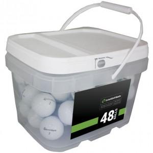 48 TaylorMade TP5x Bucket - Mint (5A)