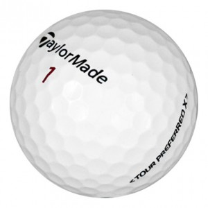 TaylorMade Tour Preferred X - 1 Dozen