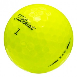 Titleist AVX Yellow - 1 Dozen
