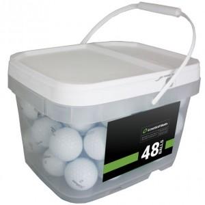 48 Titleist Pro V1 2018 Bucket - Mint (5A)