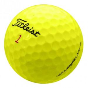 Titleist DT TruSoft Yellow - Mint (5A) - 1 Dozen