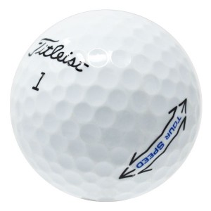 Titleist Tour Speed - 1 Dozen Pristine Quality